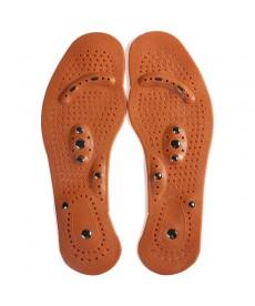 Magnetoterapeutické vložky do bot s akupunkturními body