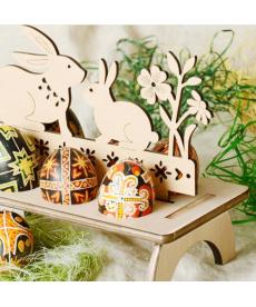 Velikonoční dekorační stojánek