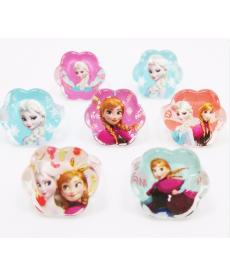 Sada dětských prstýnků Frozen
