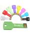 Voděodolný USB flash disk 16 GB - klíč