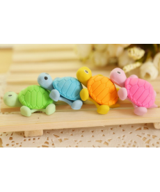 Školní guma ve tvaru želvy