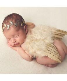 Kostým pro novorozence  a kojence andělská křídla pro focení