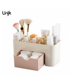 Organizér na kosmetiku a kosmetičké štětce  plastový