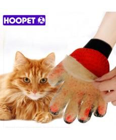 Rukavice hřeben na vyčesávání kočičích chlupů