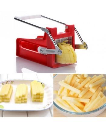 Manulání ruční výrobník bramborových hranolek