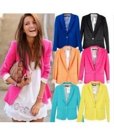 Dámské sako v pastelových barvách