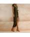 Dámské elegantní dlouhé šaty