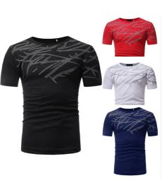 Pánské tričko s módním designem