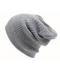 Jednobarevná volnočasová čepice