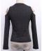 Dámský svetřík s holými rameny