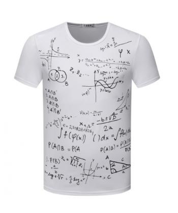 834934d2813 Pánské tričko s krátkým rukávem a potiskem vzorců