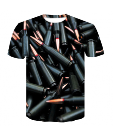 Pánské tričko - náboje
