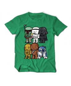 Pánské tričko na motivy Star Wars