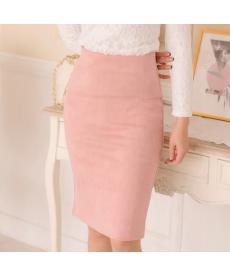 Dámská elegantní podzimní sukně