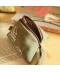 Malá peněžeka na drobné v přírodních barvách