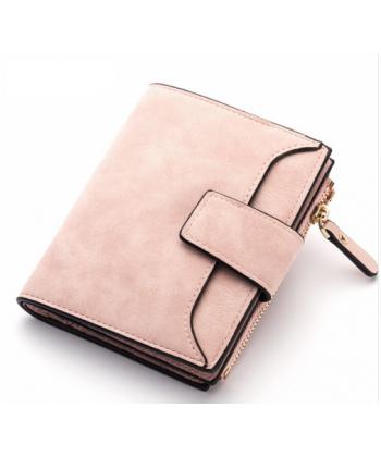 Elegantní dámská peněženka s přeskou