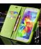 Flipový obal na Samsung Galaxy s4
