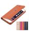 Flipové kožené pouzdro na iPhone 6 Plus
