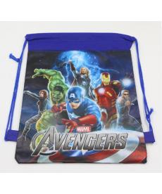 Sportovní plátěný dětský batoh - Avengers