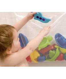 Koupelnový organizér na dětské hračky