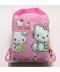 Sportovní plátěný dětský batoh pro holky