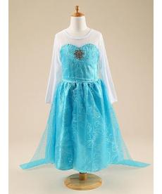 Holčičí kostým Elsa Frozen