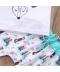 2 dílný kojenecký set s liškou