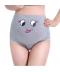 Těhotenské kalhotky s vtipným obličejem