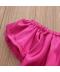 2 dílný dívčí set top+květované kalhoty