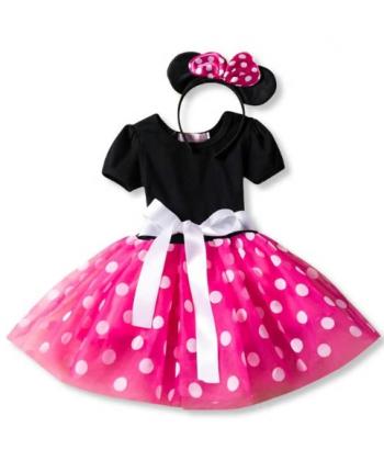 Holčičí kostým Minnie