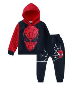 Klučičí tepláková souprava Spiderman