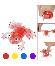 Antistresová hračka žába