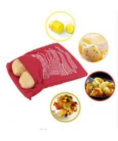 Sáček na pečení brambor v mikrovlnné troubě