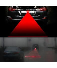 Mlhové světlo s laserem