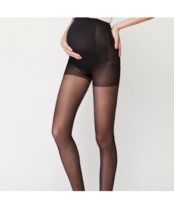 Těhotenské silonové kalhoty