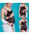 Krajkový overal na těhotenské focení