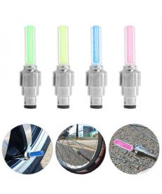Set 2 ks LED světla na ventilek u kola