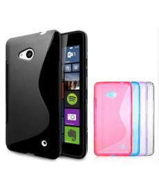 Zadní obal na Lumia 640