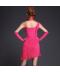 Šaty se střapci na latinské tance