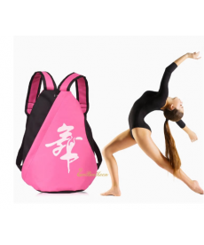 Dívčí sportovní batoh na balet, gymnastiku