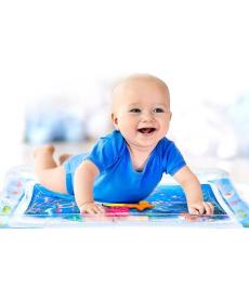 Dětská hrací podložka aquárium