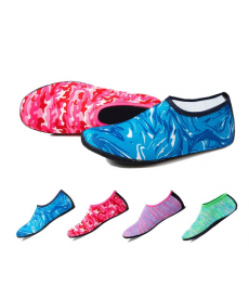 Barevné boty do vody se vzorem