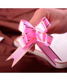 Sada 10 ks dekoračních dárkových mašlí
