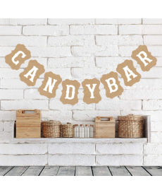 Girlanda - CANDY BAR
