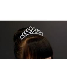 Dívčí princeznovská dekorační korunka