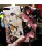 Květinový kryt Huawei Y9, Y6, Y6 Prime