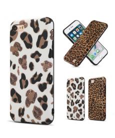 Silikonový kryt s leopardím vzorem na Huawei P20