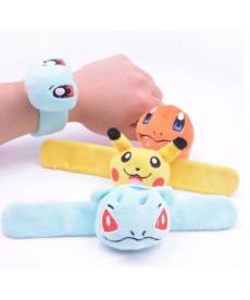 Plyšový náramek Pokémon