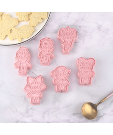 Formičky na sušenky LOL