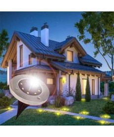 Solární lampy pro osvětlení zahrady,balkonu či terasy